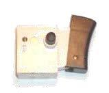 Interruptor Amoladora angular 180mm marca Stingray, 12 Amp. 250 VLargo:27mm, Alto:20mm, Ancho:31,7mm