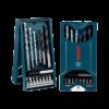 Set De 15 Pz Bosch Mini X-line Mechas Brocas Atornillar