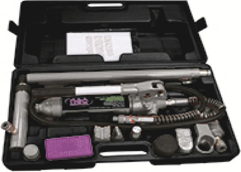 Equipo hidraulico portable
