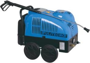 Hidrolavadora con caldera Omega 200